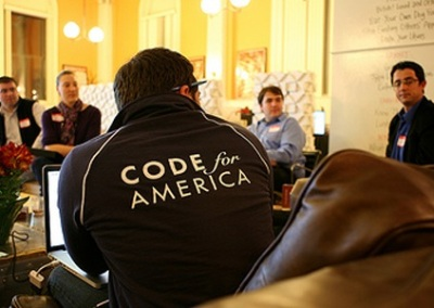 Code for America jacket