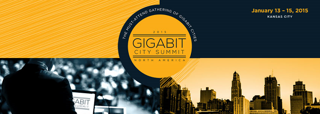 Delegates from 34 Cities Flock to KC for Gigabit City Summit
