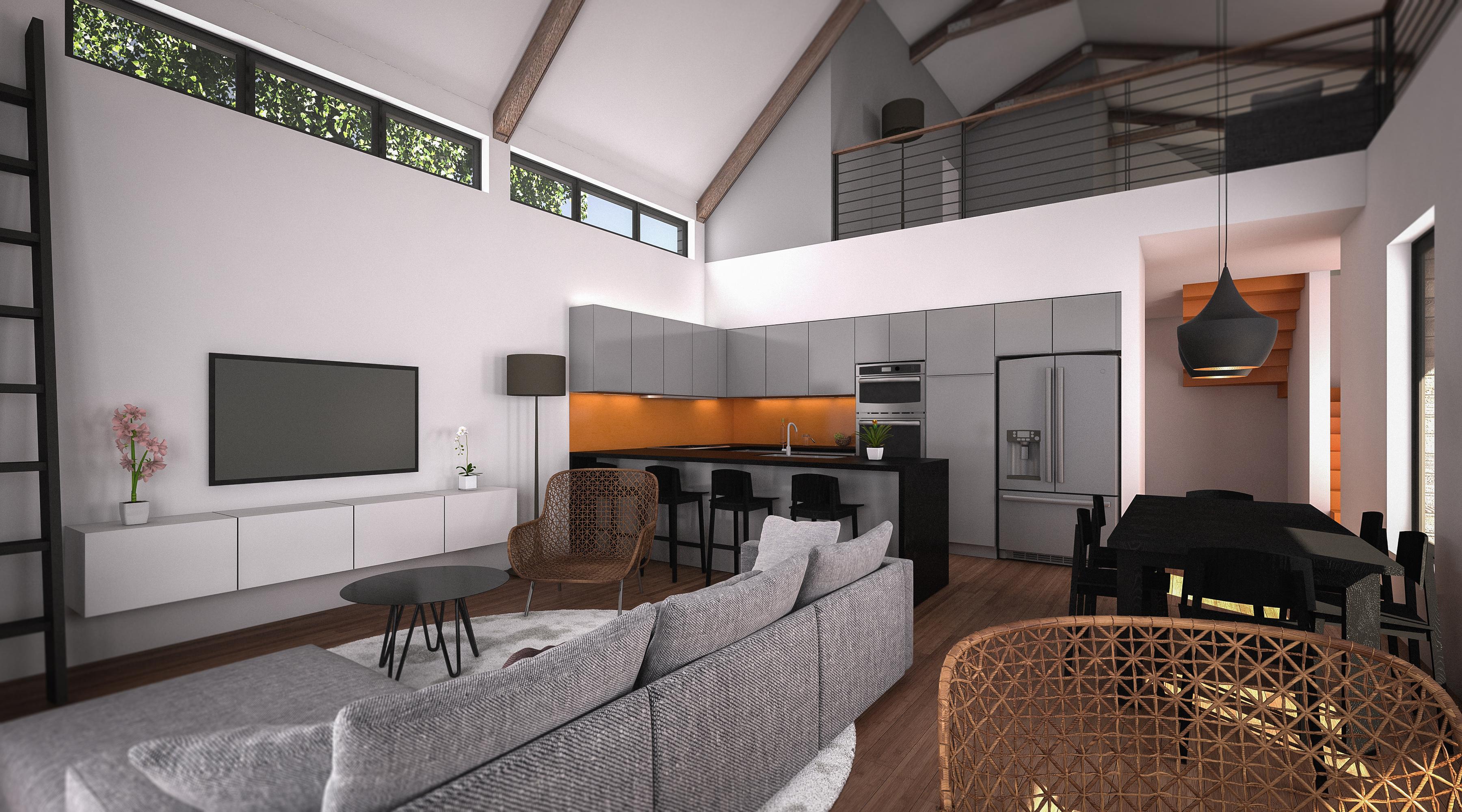 Acre Designs   KCSV House 2