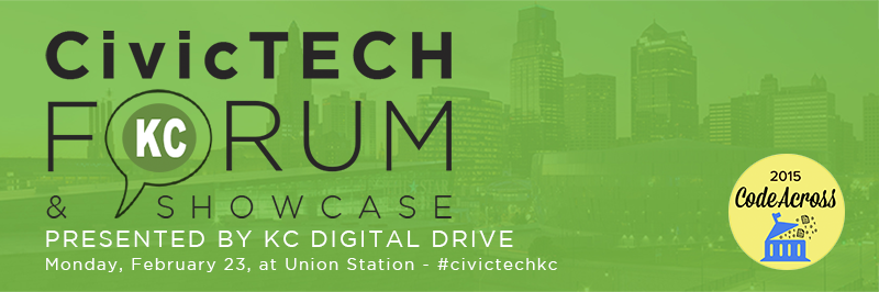 Kansas City Council Civic Tech Forum and Showcase Is Feb. 23 at Union Station