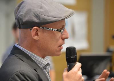 Smart City thinker Boyd Cohen keynoted day 1 of the Gigabit City Summit.