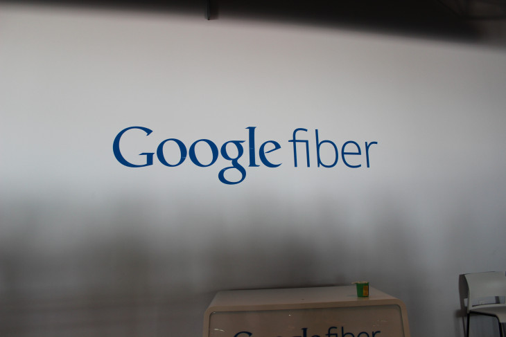 Google Fiber Wall Photo - Rodney Taylor Flickr