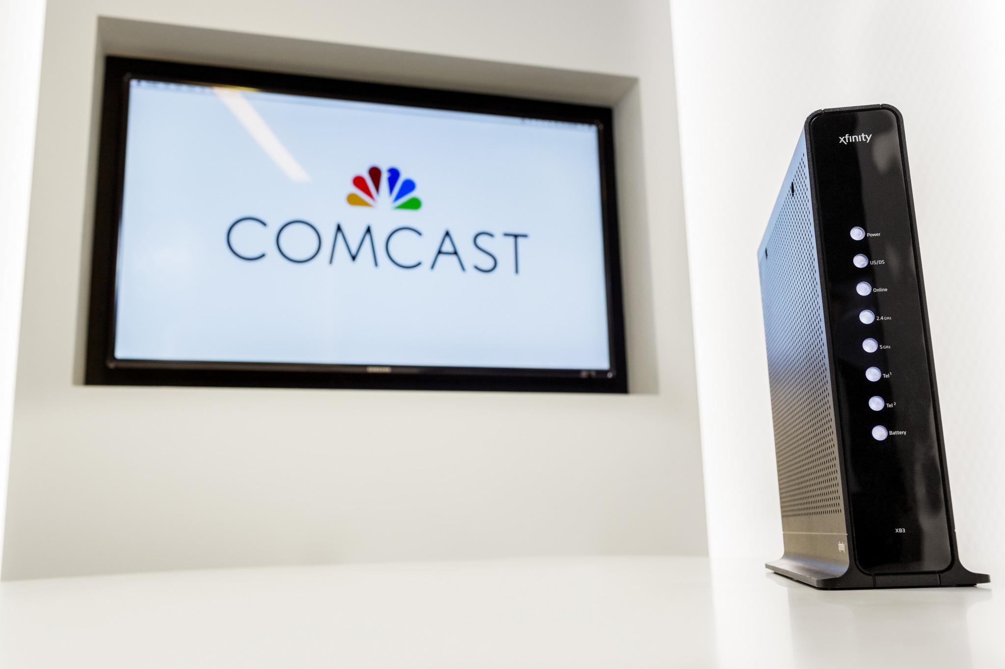 Comcast gateway