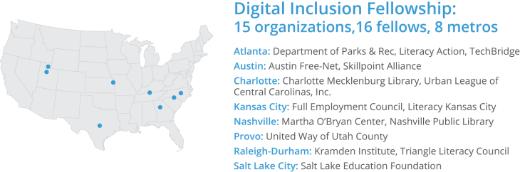Digital Inclusion Fellowship Graphic