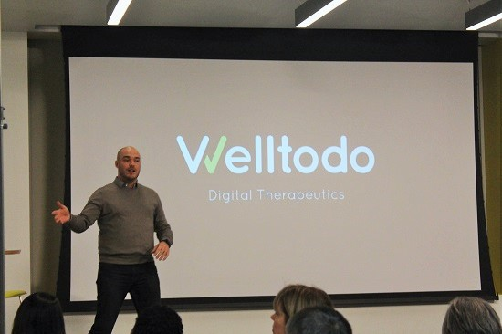 Chris Cardinal of WellToDo
