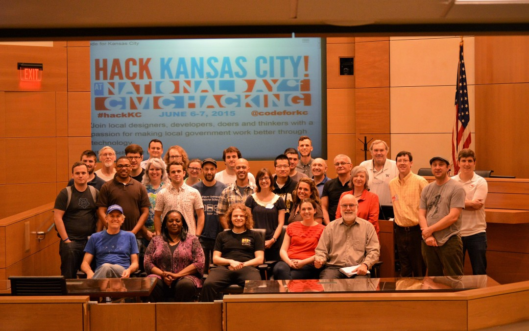 Hacking for Good: HackKC Advances Projects for a Digitally Empowered Community