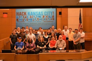 Hack KC - Group Shot