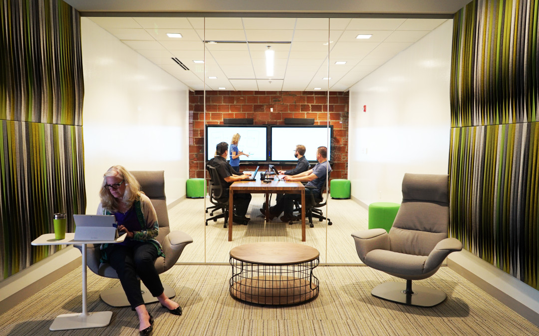 Tech Firm Brings Jobs & Gigabit Workplace Experiences to the Crossroads