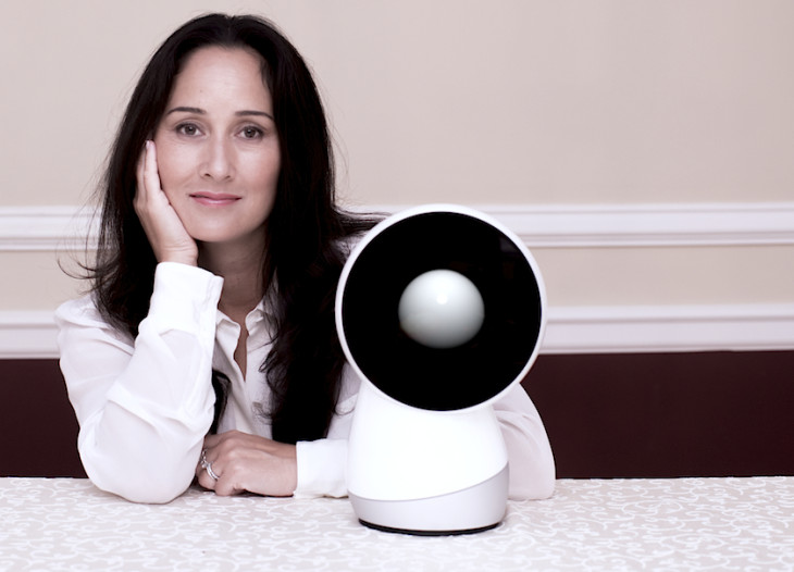 Cynthia Breazeal and Jibo