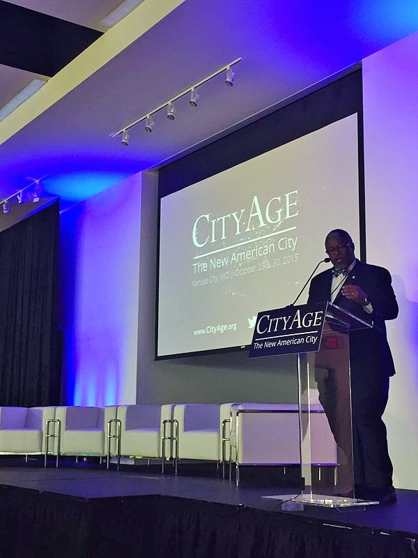 CityAge Mayor Sly James