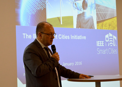 IEEE Workshop: Gilles Bettis