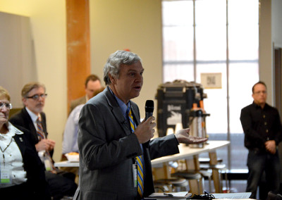 IEEE Workshop: Tony Luppino