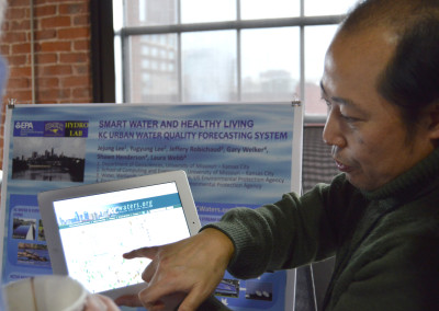 IEEE Workshop: smart water
